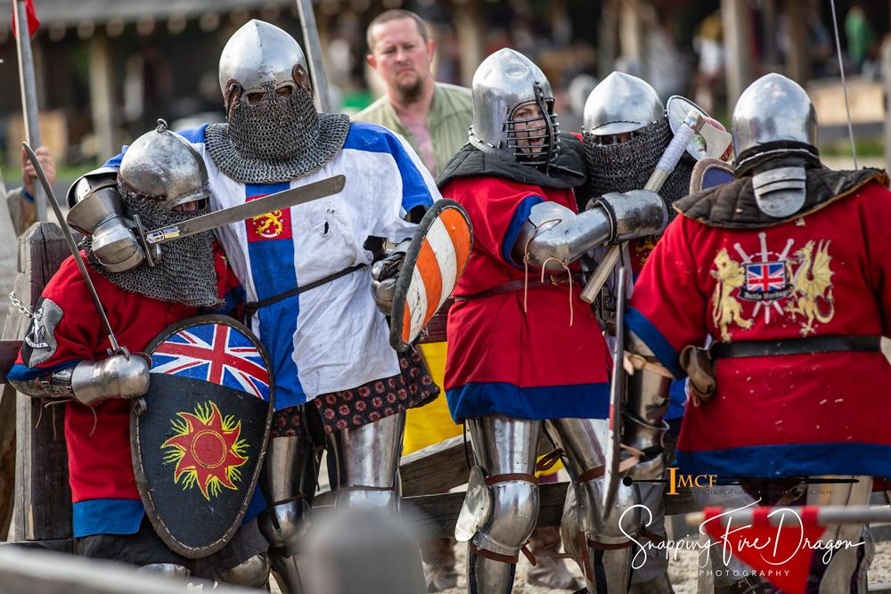 Buhurt eli medieval combat sport_IMCF_2022